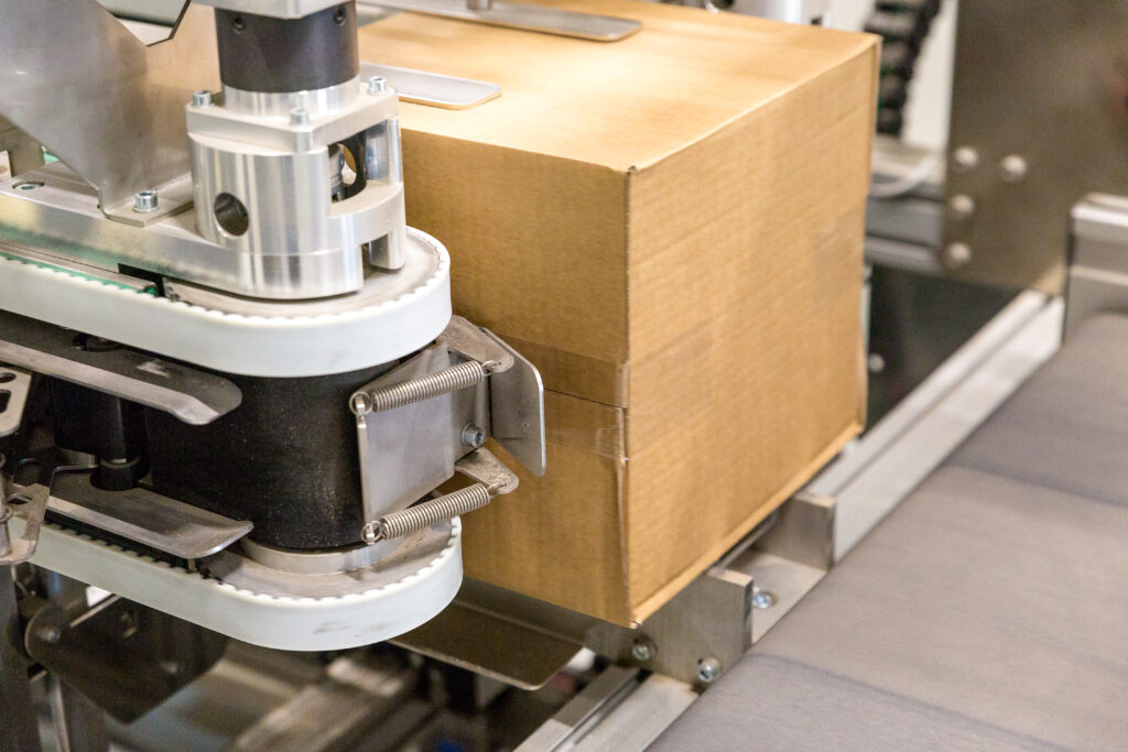 Box Taped | Sparck Technologies