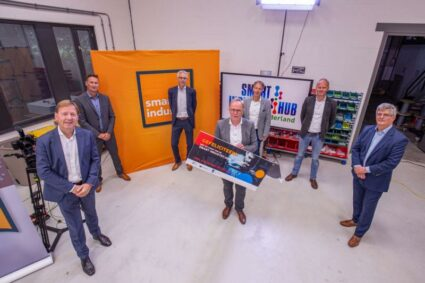 Kickoff Smart Industry Hub Noord